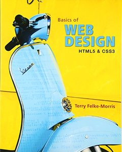 Basics of Web Design: HTML5 and CSS3 (Paperback)-cover
