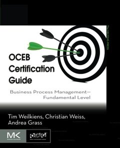 OCEB Certification Guide: Business Process Management - Fundamental Level (Paperback)-cover