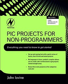 PIC Projects for Non-Programmers (Paperback)