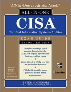 CISA Certified Information Systems Auditor All-in-One Exam Guide, 2/e (Hardcover)-cover