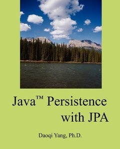 Java Persistence with JPA (Paperback)-cover