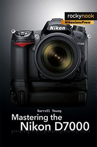Mastering the Nikon D7000 (Paperback)-cover