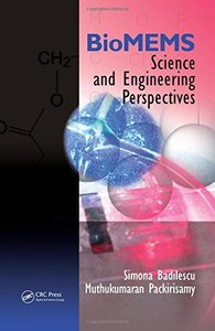 BioMEMS: Science and Engineering Perspectives (Haedcover)-cover
