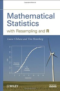 Mathematical Statistics with Resampling and R (Hardcover)-cover