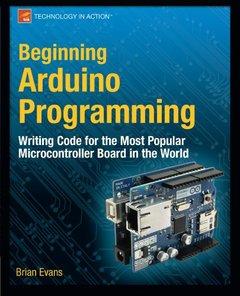 Beginning Arduino Programming (Paperback)-cover