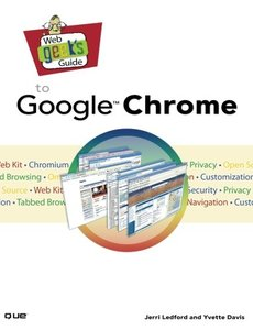 Web Geek's Guide to Google Chrome (Paperback)-cover