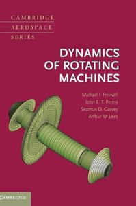 Dynamics of Rotating Machines (Hardcover)-cover