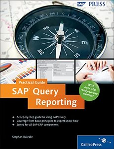 SAP Query Reporting (Hardcover)-cover