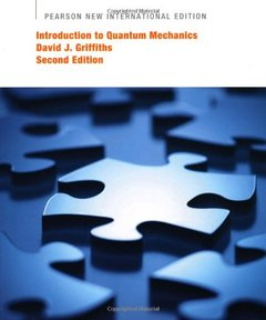Introduction to Quantum Mechanics, 2/e (NIE-Paperback)-cover