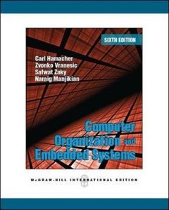 Computer Organization and Embedded Systems, 6/e (IE-Paperback)-cover