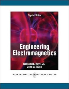 Engineering Electromagnetics, 8/e (IE-Paperback)-cover