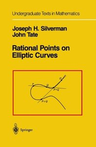 Rational Points on Elliptic Curves (Hardcover)