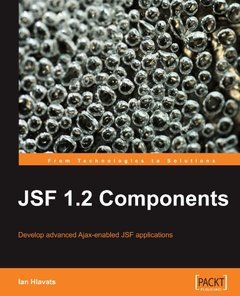 JSF 1.2 Components (Paperback)-cover