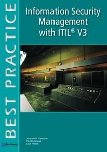 Information Security Management with ITIL V3 (Paperback)-cover