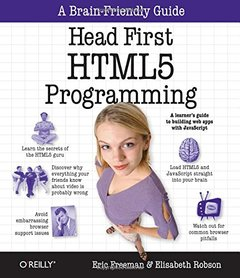 Head First HTML5 Programming: Building Web Apps with JavaScript (Paperback)-cover