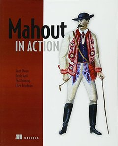 Mahout in Action (Paperback)-cover