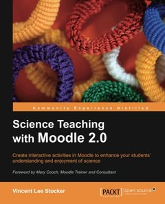 Science Teaching with Moodle 2.0 (Paperback)-cover