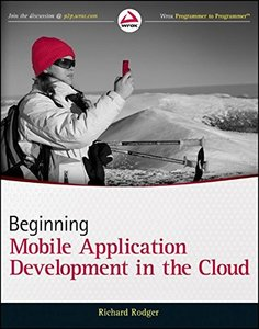 Beginning Building Mobile Application Development in the Cloud (Paperback)-cover