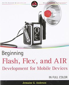 Beginning Flash, Flex, and AIR Development for Mobile Devices (Paperback)-cover