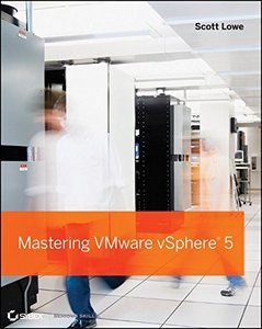 Mastering VMware vSphere 5 (Paperback)-cover