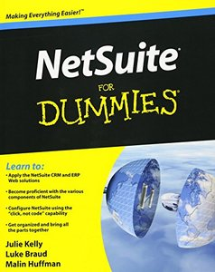 NetSuite For Dummies (Paperback)-cover