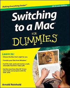 Switching to a Mac For Dummies (Paperback)-cover