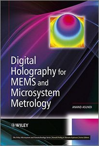 Digital Holography for MEMS and Microsystem Metrology (Hardcover)-cover