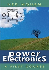 First Course on Power Electronics (Hardcover)-cover