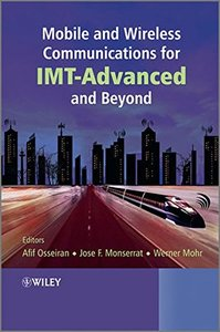 Mobile and Wireless Communications for IMT-Advanced and Beyond (Hardcover)-cover