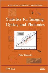 Statistics for Imaging, Optics, and Photonics (Hardcover)-cover