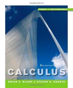 Calculus: Single and Multivariable, 2/e (Hardcover)