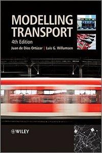 Modelling Transport, 4/e (Hardcover)-cover