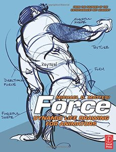 Force: Dynamic Life Drawing for Animators, 2/e (Paperback)-cover