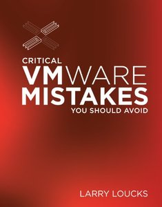Critical VMware Mistakes You Should Avoid (Paperback)-cover