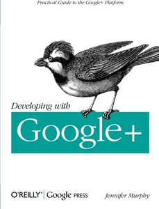 Developing with Google+ (Paperback)-cover