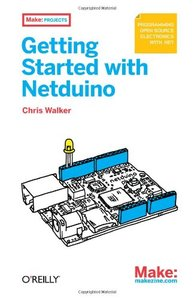 Getting Started with Netduino (Paperback)-cover