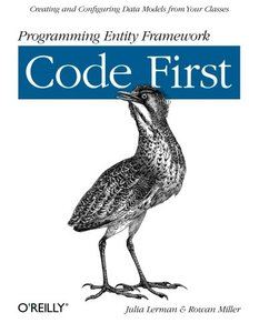 Programming Entity Framework: Code First (Paperback)-cover