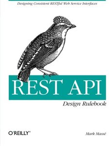 REST API Design Rulebook (Paperback)-cover