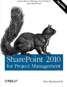 SharePoint 2010 for Project Management, 2/e (Paperback)-cover
