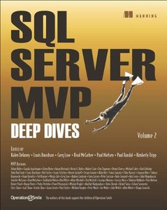 SQL Server MVP Deep Dives, Volume 2 (Paperback)-cover