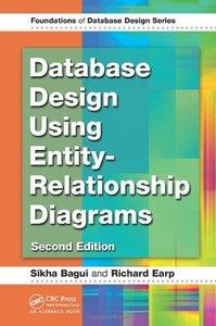 Database Design Using Entity-Relationship Diagrams, 2/e (Hardcover)