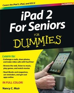 iPad 2 For Seniors For Dummies, 3/e (Paperback)-cover