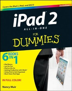iPad 2 All-in-One For Dummies, 3/e (Paperback)-cover