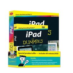 iPad For Dummies, Book + DVD Bundle-cover