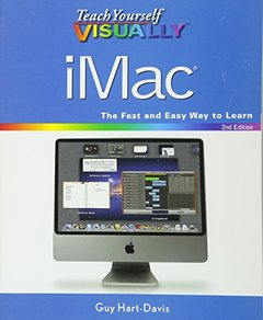Teach Yourself VISUALLY iMac, 2/e (Paperback)-cover