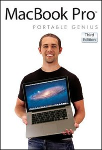 MacBook Pro Portable Genius, 3/e (Paperback)-cover