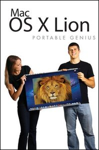 Mac OS X Lion Portable Genius (Paperback)-cover