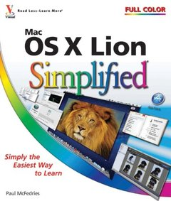 Mac OS X Lion Simplified (Paperback)-cover