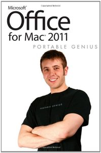 Office for Mac 2011 Portable Genius (Paperback)-cover