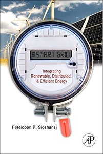 Smart Grid: Integrating Renewable, Distributed & Efficient Energy (Hardcover)-cover